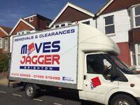 Moves Like Jagger Removals Brighton
