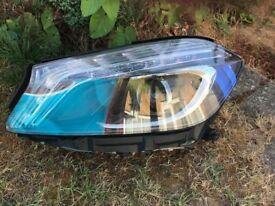 2014 MERCEDES A CLASS AMG W176 PASSENGER SIDE LEFT XENON HEADLIGHT P/N A1768201961 KZ