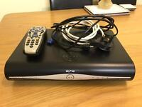 Sky+HD Set Top Box with all cables and remote