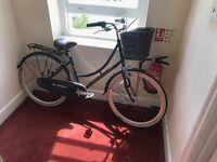 Ladies Bike for Sale - Dutch/Cruiser w/ Basket