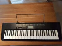 Cassio CTK1200 Starter Keyboard - Hardly Ever Used!