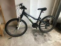 Seldom used Ridgeback Junior 24 terrain bike
