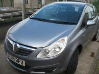Vauxhall, CORSA, Hatchback, 2009, Manual, 998 (cc), 3 doors