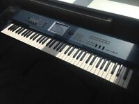 Korg Triton Extreme 76 Key Workstation Synth with EXB-MOSS Board (Synthesis Like Z1)