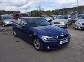 BMW 3 Series 2.0 320d EfficientDynamics 1 PREVIOUS OWNER CAR+F.S.H+ 2011 (11 reg), Saloon