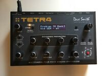 Dave Smith Tetra synth