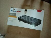 electric grill as new used once clean
