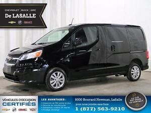 2015 Chevrolet CITY EXPRESS LT A Work-Ready Vehicle...