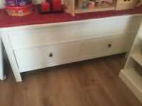 Ikea Hemnes storage bench
