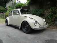 Classic Beetle- 1600 twin port - MOT to July 2019