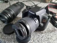 Cannon DSLR Camera