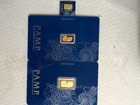 Pamp bullion investment gold
