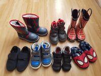 Boys bundle of shoes size 7