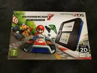 Nintendo 2ds Mario Kart edition