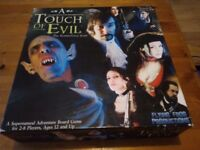A Touch of Evil board Game