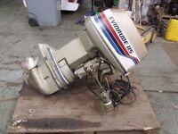 Evinrude 115 hp v4 outboard
