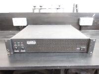 KAM KXR2000 Watt Stereo Power Amplifier