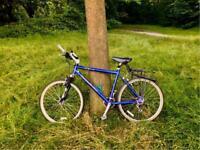 Vintage Raleigh Hybrid Bicycle