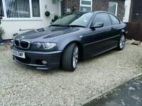 BMW 330cd m sport
