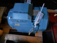 abb motor,18 kw excellent condition. multi use, arund 2800 rev per minute.