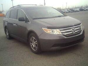 2011 Honda Odyssey EX-L w/RES DVD CUIR 8 PASSAGERS