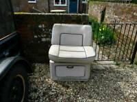 Boat seats x2