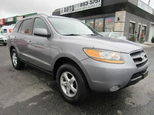 2008 Hyundai Santa Fe GL (AWD, V6, Heated seats, Automatic)