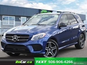 2018 Mercedes-Benz GLE 400 AWD | REDUCED | HEATED LEATHER | NAV