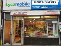 Profitable Grocery + Butcher shop lease for sale
