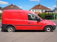 Vauxhall Combo DIY campervan conversion