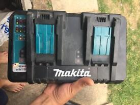 Makita Double Quick charger