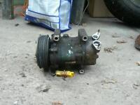 Peugeot 206 Air Con Pump