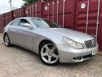 Mercedes CLS Automatic Diesel Long Mot Drives Great Top Spec Good Condition !