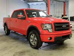 2014 Ford F-150 FX4 CREW CAB ECOBOOST MAGS LWB West Island Greater Montréal image 3