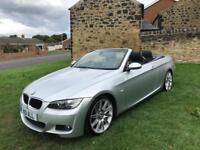BMW convertible 3 series m sport diesel manual
