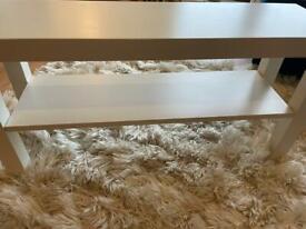 IKEA White Lack Table