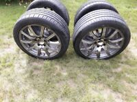 Mercedes slk wheels