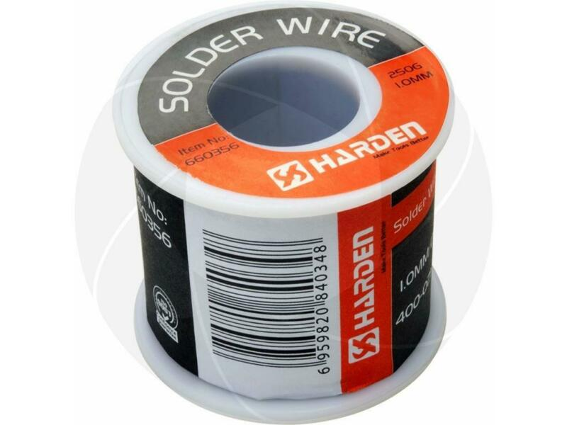 1.0mm 60/40 Sn-Pb Tin Lead Flux Rosin Core Solder Wire for Electrical Soldering