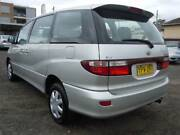 TOYOTA TARAGO 2002, AUTO, LONG REGO, LOGBOOK, 2 KEYS Guildford Parramatta Area Preview
