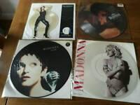 Madonna picture discs