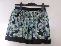 Floral Skirt, size 10