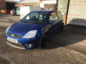 Ford Fiesta ST low miliage