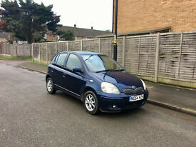 2005 Toyota Yaris 1.3 Petrol, ONLY 80K, Full Service History, 1 Owner