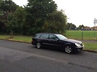Mercedes e220 cdi turbo diesel automatic 7 seater 2003