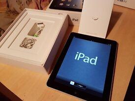 """Apple iPad 64GB 1st Generation 10"""" Screen"""