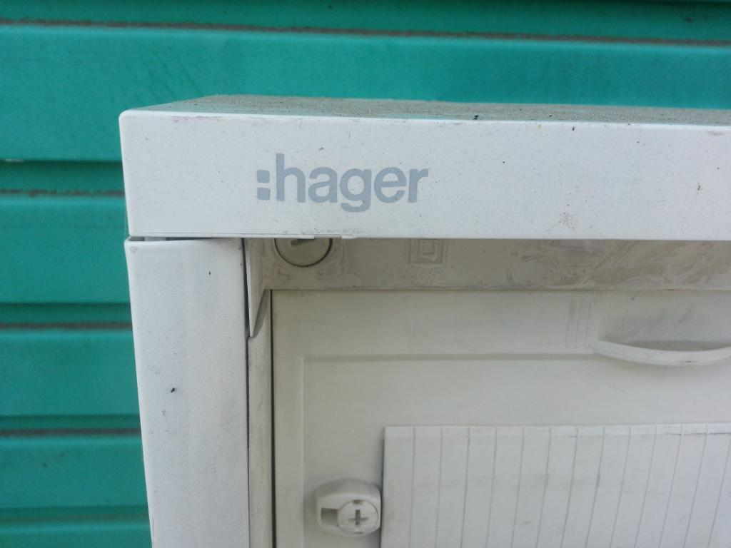 Fabulous Hager Fuse Box Used But In Great Condition In Enfield London Wiring Digital Resources Skatpmognl