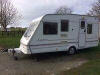 1998 Swift Ashmere (Danette) 4-5 Berth Touring Caravan