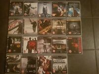 Playstation 3 games, Various prices.