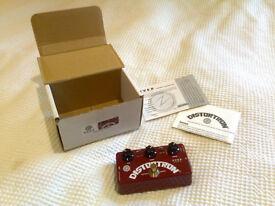 ZVEX Vextron Series Distortron distortion pedal