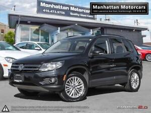 2016 VOLKSWAGEN TIGUAN SE 4MOTION |BLUETOOTH|CAMERA|ONLY 47000KM